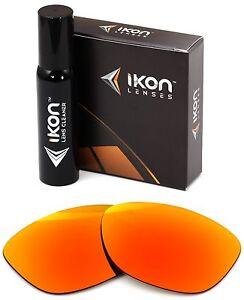 Polarise-Ikon-Rechange-Lentilles-pour-Ray-Ban-RB4165-Justin-54mm-Feu-Orange