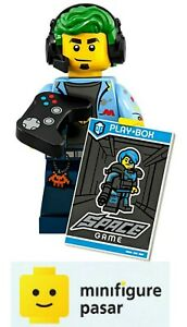 Lego-71025-Collectible-Minifigure-Series-19-No-1-Video-Game-Champ-New