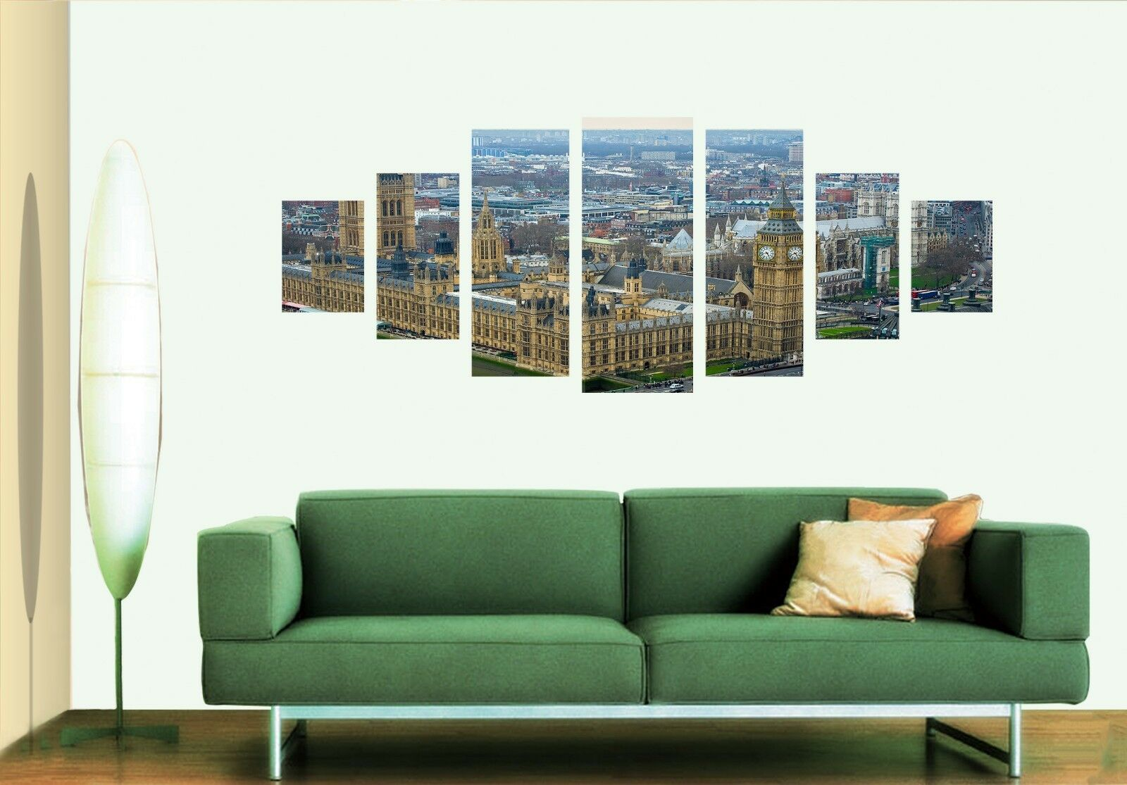 3D Street Building 72 Unframed Print Wall Paper Decal Wall Deco Indoor AJ Jenny