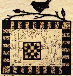 Fall-Harvest-stitchery-amp-pieced-wall-quilt-PATTERN-Kathy-Schmitz