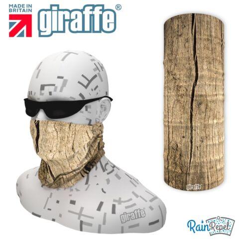 G550 bois de souche multifonctionnel chapeaux snood bandana bandeau ski cycle run