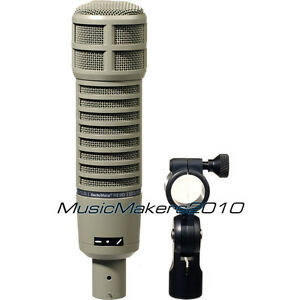 ELECTRO-VOICE-RE20-Cardioid-Variable-D-Dynamic-Voiceover-Microphone-EV-RE-20