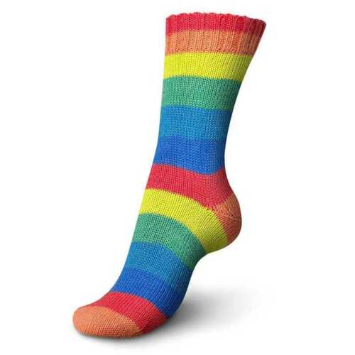 :Pairfect Rainbow #01736: sock YARN Neon Color Regia