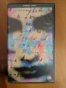 MARILLON-BRAVE-VHS-PMI-IMPORT-ENGLISH