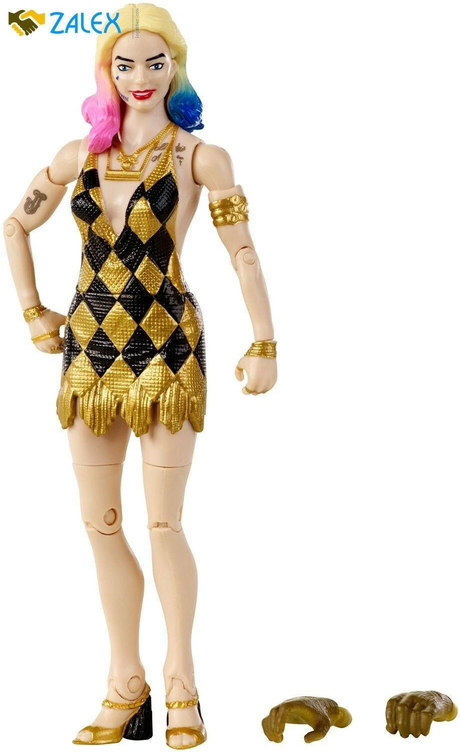 DC Comics Multiverse Multiverse Multiverse Suicide Squad 6 Action Figure Harley Quinn By Mattel New 81a213