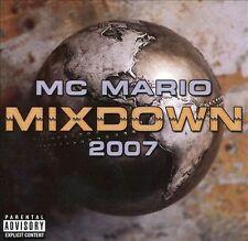 Mixdown 2007 MC Mario MUSIC CD