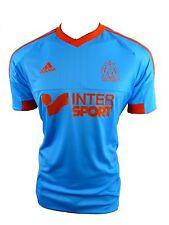 Adidas Olympique Marseille Trikot blau Gr.L Neu