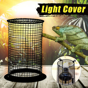 Reptile-Lamp-Guard-Bulb-Cage-Light-Cover-Ceramic-Vivarium-Heat-Protective-Mesh