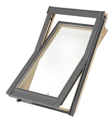Balio Dachfenster 66x112 78x92 78x112 78x134 114x112 (VKR Konzer Velux Rooflite)