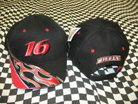 Greg Biffle 16 Black Element 2007 Racing Hat By Chase Authentics Nascar 11h