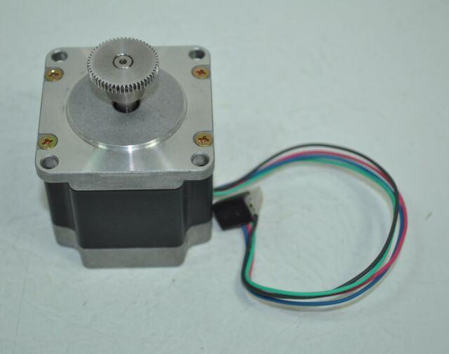 Lot of 3 Vexta C6925-9212K Stepper Motor 2-P 1.8 Degree Step 2.3VDC 3A NEMA 23