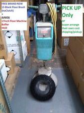 Free 15 Brush Newused 17 Industrial Floor Hild Machine Buffer As Is Pick Up