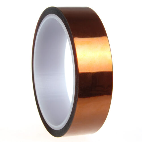 Geeetech Kapoton polyimide Tape 25mm*30mresistant temperature up to 250 degree