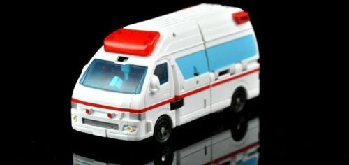 New Transform Toy Yes-Model YM-16 RF-06 Medical Corps First Aid Figure in Stock