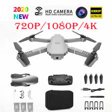 Drone X Pro WIFI FPV 720P / 1080P / 4K  HD Camera  Foldable Selfie RC Quadcopter