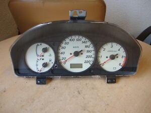 Mazda-Premacy-CP-2-0TD-74kW-2003-Diesel-TachoKombiinstrument-WV-CB87A-3F25
