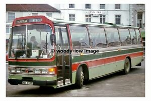 pt7005-Seaview-Services-Bus-at-Ryde-Bus-Station-IOW-photograph-6x4