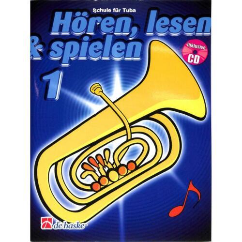 - Schule für Tuba in C Bassschlüssel 1074178 +CD Hören Lesen Spielen Band 1