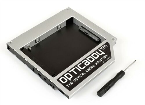 Opticaddy SATA-3 second HDD//SSD Caddy for Acer Aspire 5410 5515 5516 5517 5530