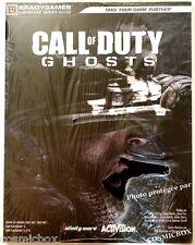 GUIDE stratégique CALL of DUTY GHOSTS pour jeux video Xbox 360 & One PS3 PS4 PC