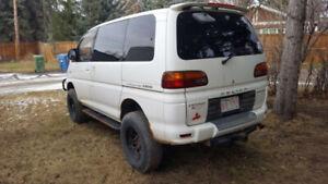 1994 Mitsubishi Delica Exceed 4WD