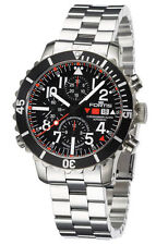Buy FORTIS Marinemaster Chronograph Automatic Mens Watch 671.17.41 M ... 33013cf2a45