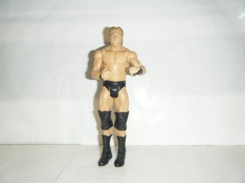 WWE William Regal WRESTLER BASIC SERIE 4 Mattel Wrestling Figure