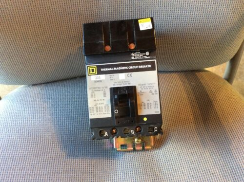 Square D FA34030 Circuit Breaker