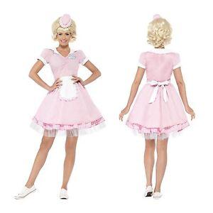 Enfants rose femme costume robe fantaisie 50s graisse girl costume l