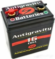 Antigravity Battery Ag1201 12-cell Small Case, 360 Ca 12ah Part 92-ag-1201