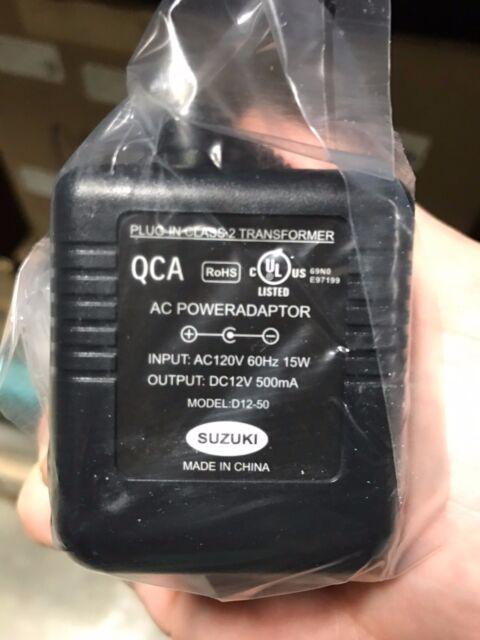 Suzuki Qca Adaptor For Qc1 Q Chord Ebay