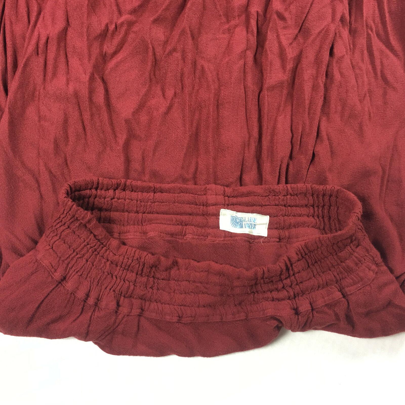 Laise Adzer Skirt Women's Small Medium Large Lage… - image 6