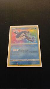 Pokemon Shining Fates Kyogre Amazing Rare Holo 021/072 Pack Fresh Mint Invest 1
