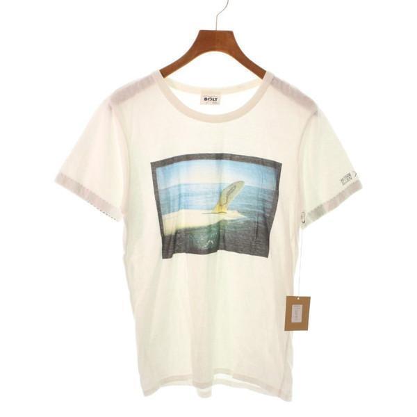 Lightning Bolt T-Shirts  404766 Weiß