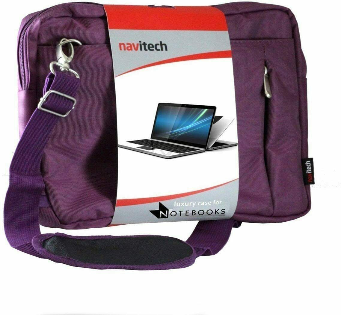 Navitech Red Graphics Tablet Case//Bag Compatible with The Wacom Intuos Pro Small Graphics Tablet