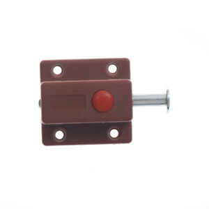 Latch-Thumb-Lock-For-Door-Window-Cabinet-Box-Cupboard-Locker-Christmas-Supply-YN