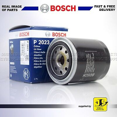 TFS 3.0 4JJ1-TC 07-12 4JH1-TC 02-12 Bosch Filtre à huile P2023 pour ISUZU RODEO ISF