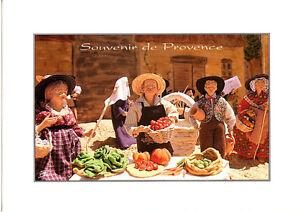 CARTE POSTALE COLLECTION LES SANTONS DE PROVENCE ORIGINAUX DEVOUASSOUX SA1035