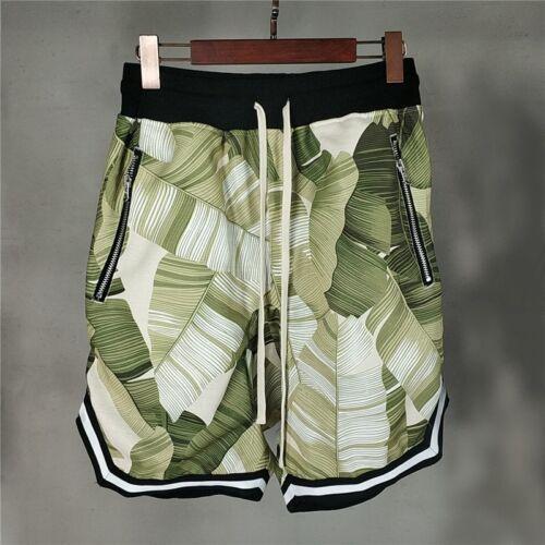 Pantaloncini L M banana basket foglia da casual di Xl con 8w8rTZ
