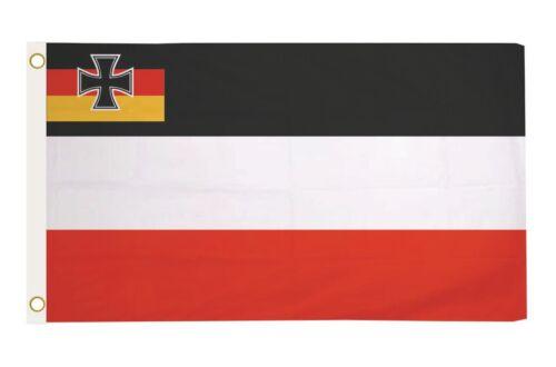 Fahne Flagge Deutsches Reich Handelsflagge Weimarer Republik 90 x 150 cm