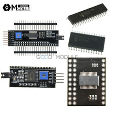 MCP23017 5V 1602/2004/12864 LCD Expander Module I2C IIC/SPI Serial Interface