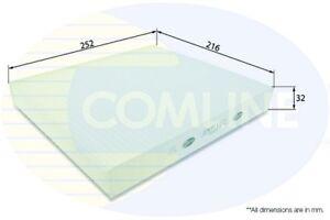 Comline-Cabin-Pollen-Interior-Air-Filter-EKF122-BRAND-NEW