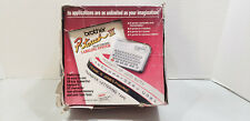 Brother Pt 10 Electronic Labeling System P Touch Works No Charger Or Labels