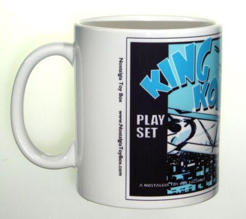 Details about  /Ceramic mug featuring King Kong Play Set