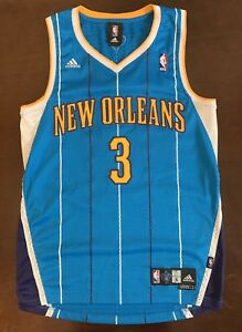 53b4d0ca1 Rare Vintage Adidas NBA New Orleans Hornets Chris Paul Basketball ...