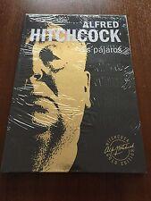 LOS PAJAROS ALFRED HITCHCOCK GOLD EDITION - DVD LIBRO  NEW SEALED NUEVO EMBALADO
