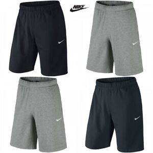 Mens-Nike-Short-Crusader-Cotton-Casual-Training-Gym-Sports-Shorts-Knee-Length