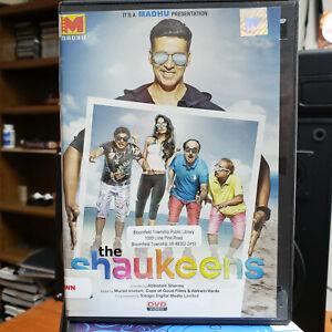 THE-SHAUKEENS-DVD-Ex-library-free-shipping-all-NTSC-Region-English-subtitles