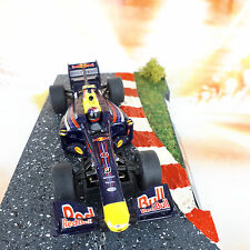 Carrera GO Auto F1 RB5 RED Bull S.Vettel 1e Weltmeisterschaft Slotcar 1:43  TOP