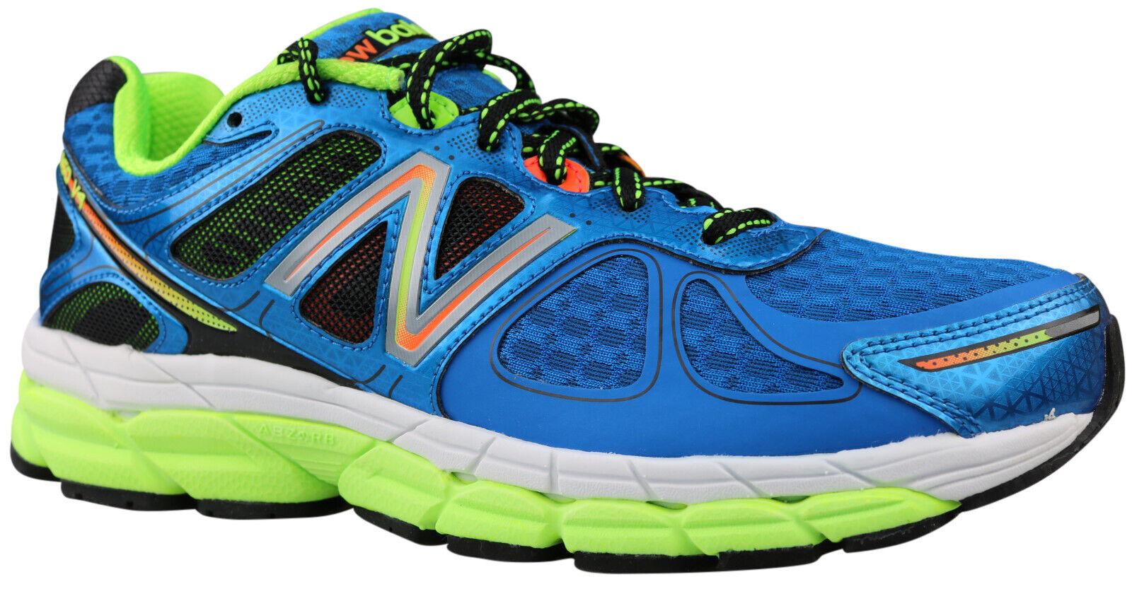 New Balance M860 D V4 Herren Laufschuhe Running Schuhe blau Gr. 40 - 42,5 NEU